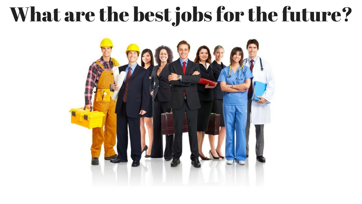 What are the best job for the future- heading