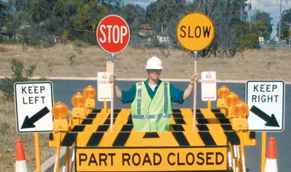 Traffic Control Course Melbourne