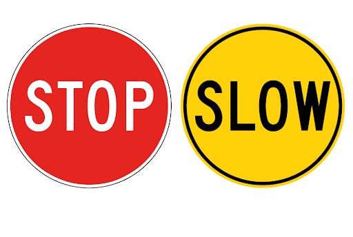 Stop Slow Bat Training