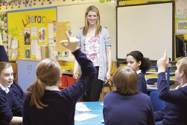 Teachers Need Childcare First Aid Training